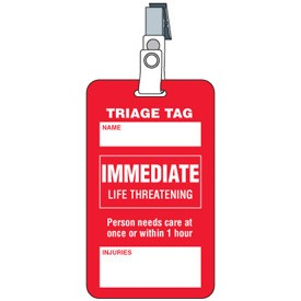 [تصویر:  First-Responder-Triage-Tags-FRTT1-ba.jpg]